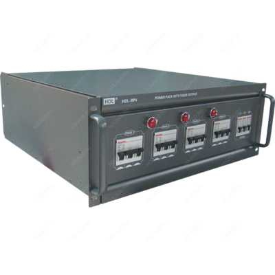 Rack Power Supply PR4 (Блок электропитания)