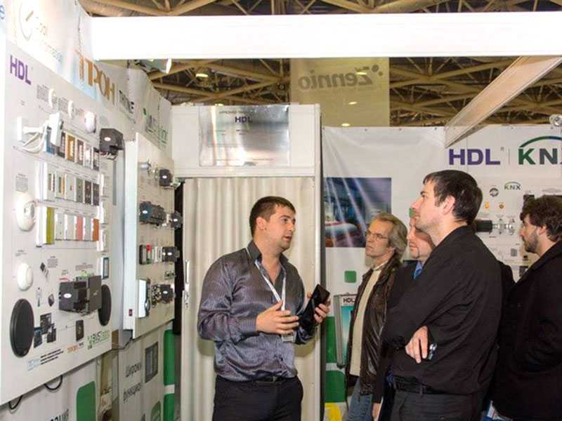 HI-TECH BUILDING 2014 EXPO SHOW